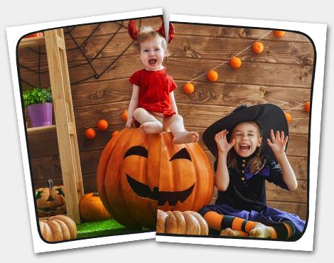 figurine festa di halloween