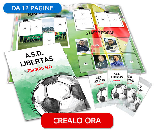 album figurine calcio